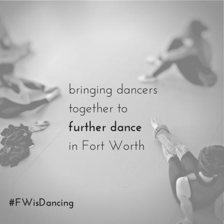 bringing dancers together fdfw
