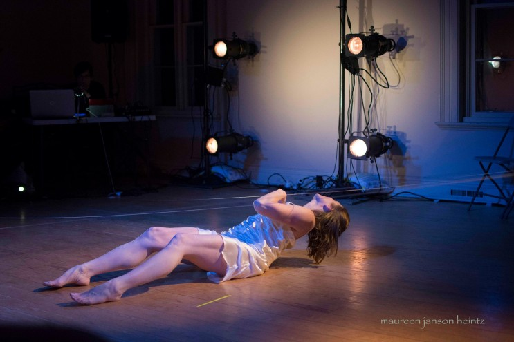 Collette in performance 2